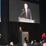 中国驻丹麦王国大使刘碧伟在第八届欧洲论坛上发表主旨演讲